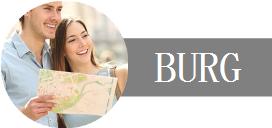 Deine Unternehmen, Dein Urlaub in Burg Logo